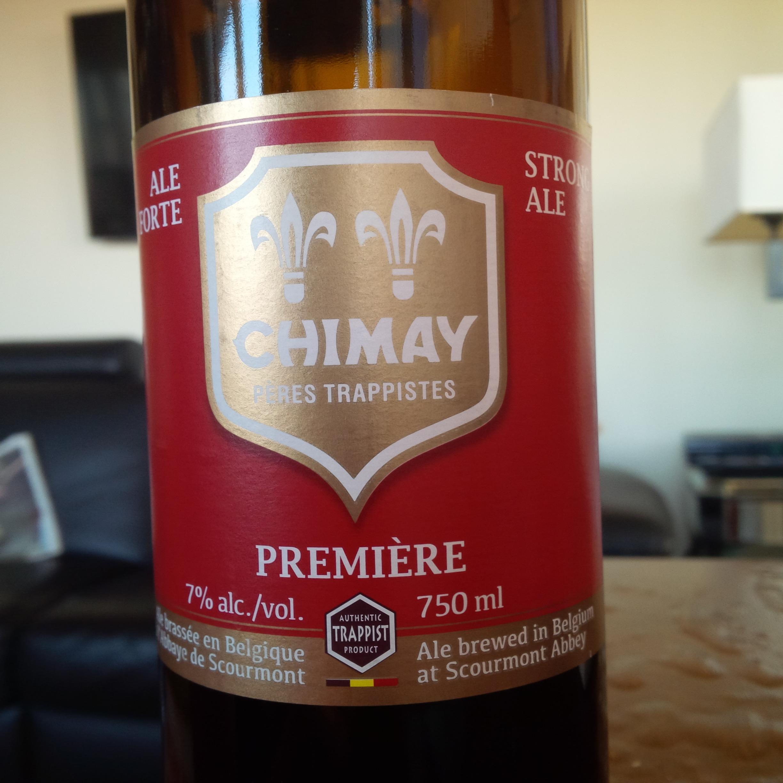Chimay Première (Rouge) – Is It A Great Beer? – Beer Et Seq