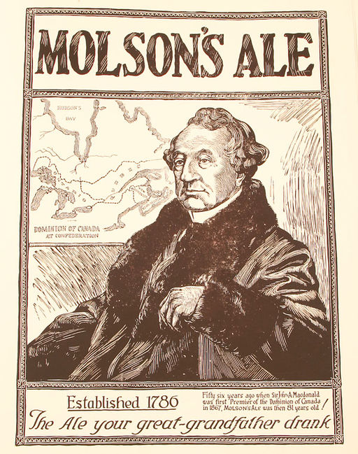 Advertisement_for_Molson's_Ale