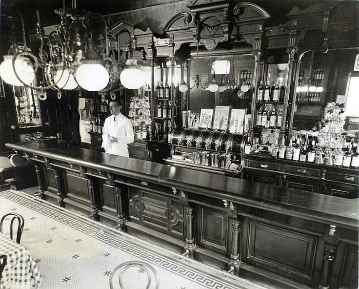 Billies Bar 1936