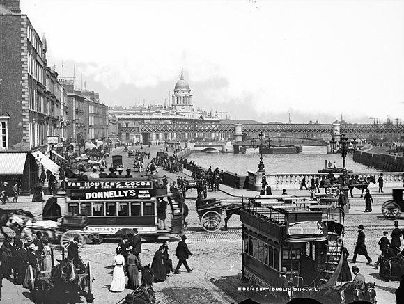 Eden_Quay,_Dublin_1900