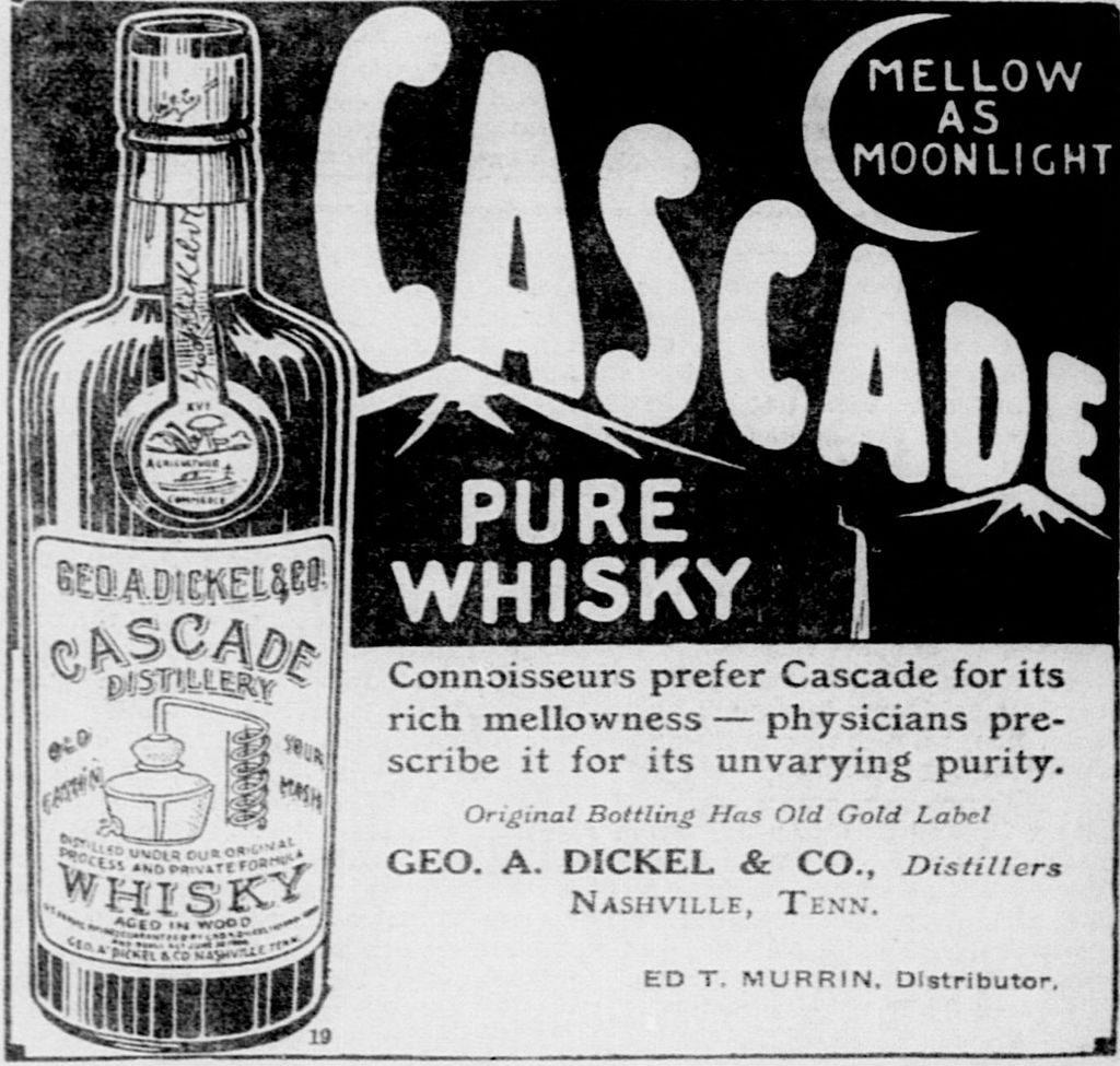 George-Dickel-cascade-ad-argus-1915