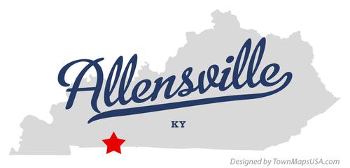 map_of_allensville_ky