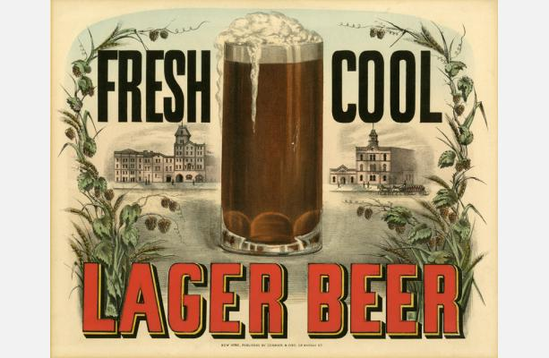 85468d_FreshCoolLagerBeer_CurrierIves_0