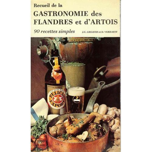 liegeois-j-c-recueil-de-la-gastronomie-des-flandres-et-d-artois-livre-834974856_l