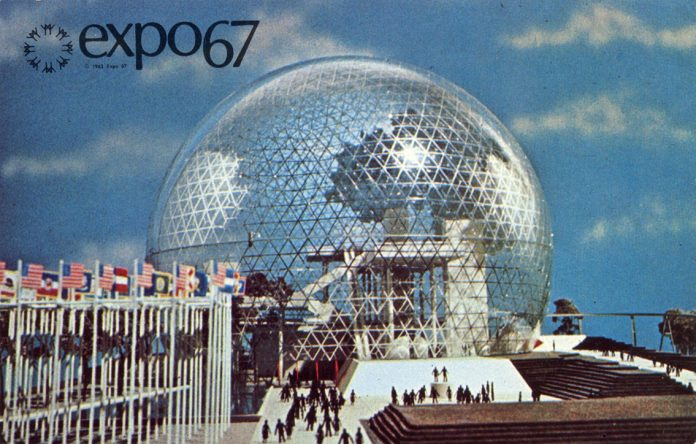 Some Expositions Exercise An Enduring Cultural And Other Influence On The  Host Countries And Beyond; Expo 67 Did That For Canada, Certainly.