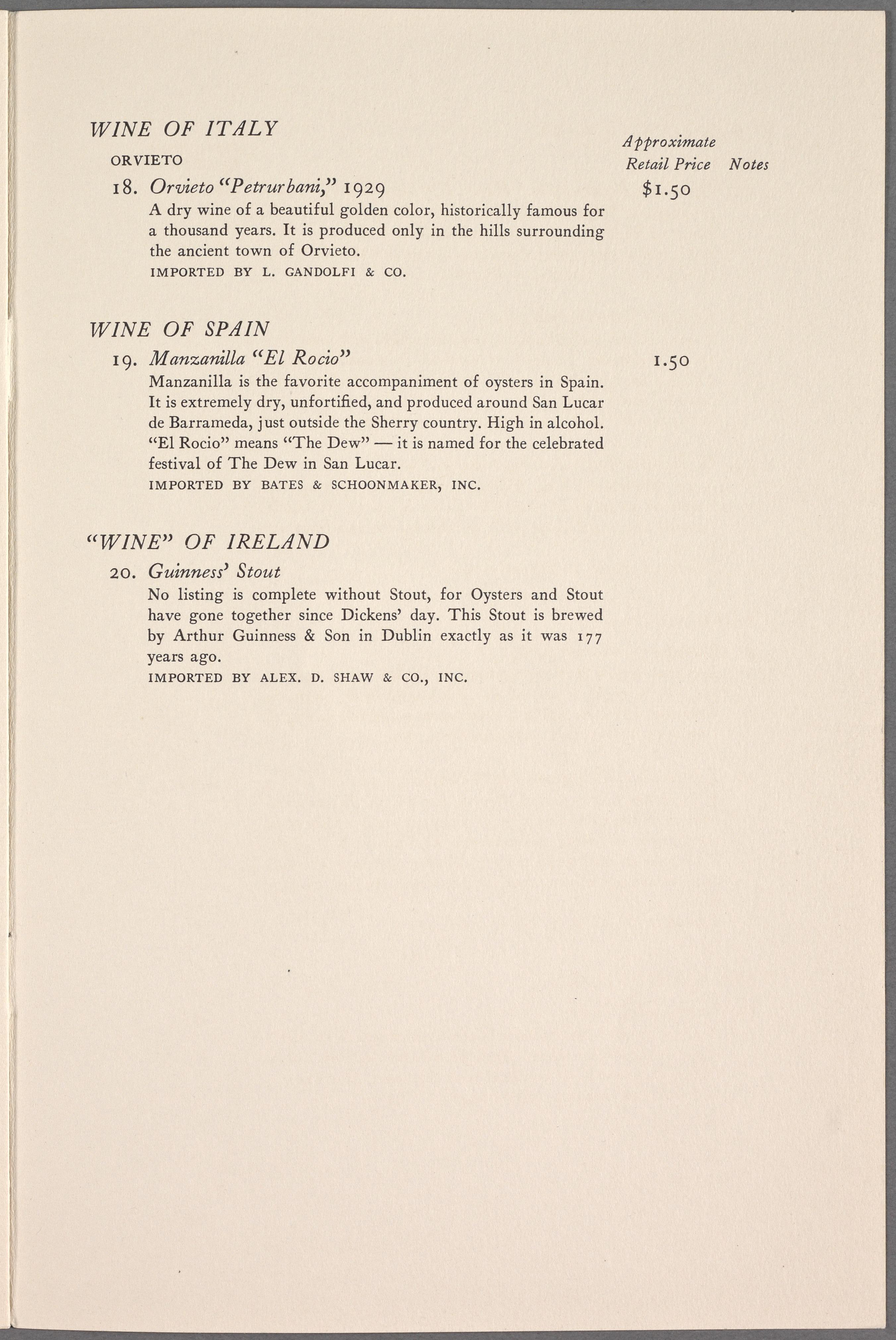 General – Page 13 – Beer Et Seq