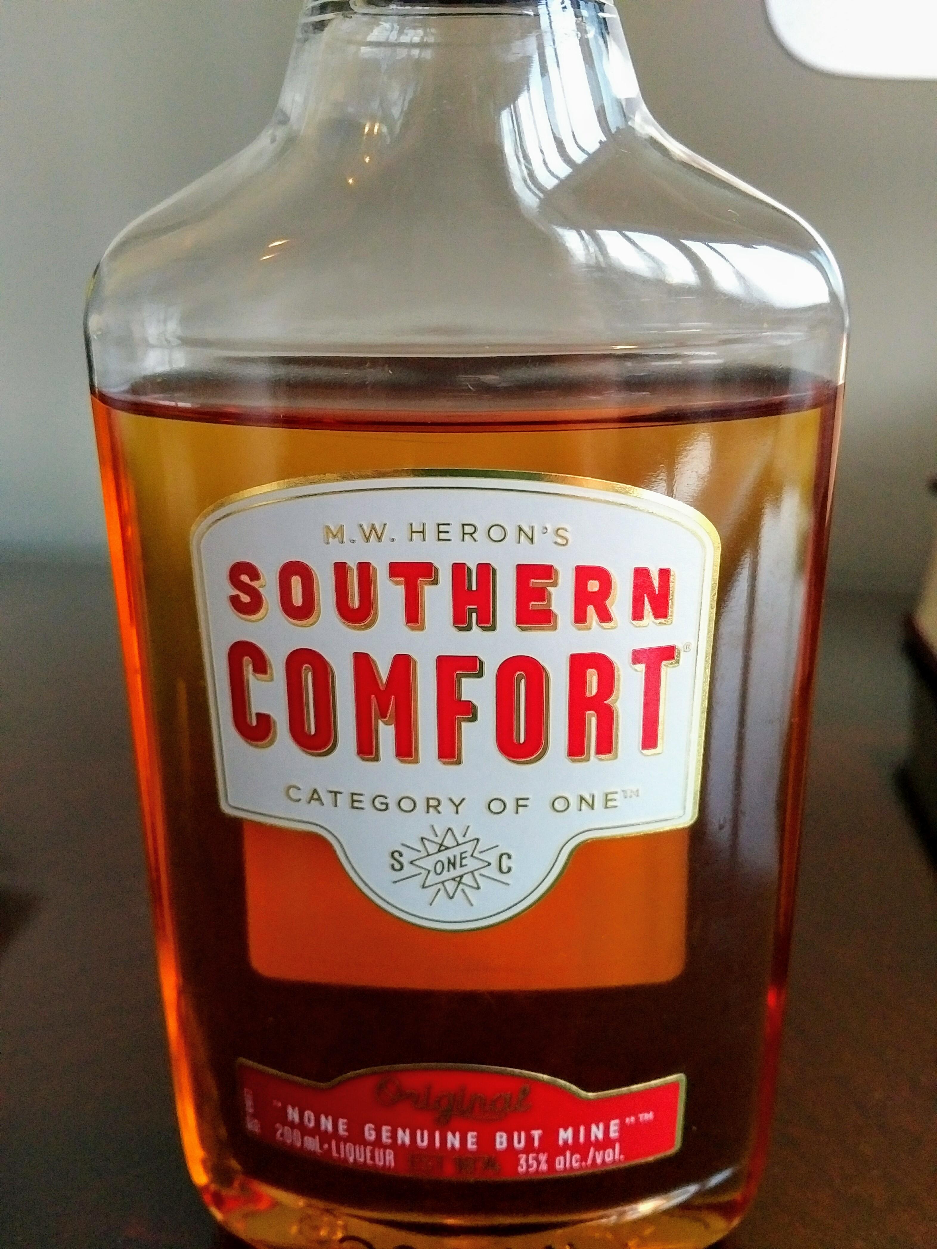 Southern Comfort Veers North Beer Et Seq